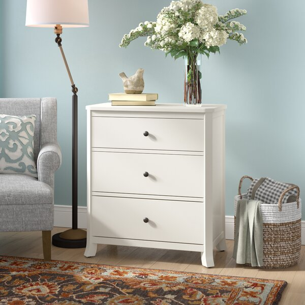 Tanisha 3 Drawer Bachelors Chest by Birch Lane™ Heritage