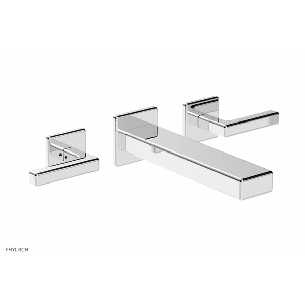 Mix Wall Mounted Bathroom Faucet With Drain Assembly By Phylrich