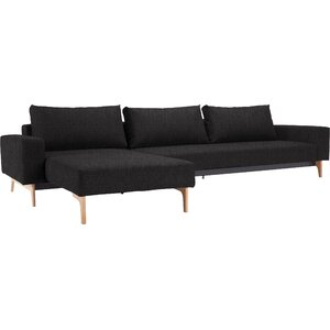 Ecksofa Idun mit Bettfunktion von Innovation