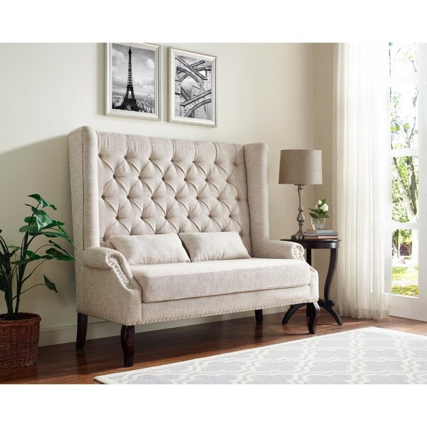 Kwon Alluring Loveseat By Alcott Hill by Alcott Hill Herry Up