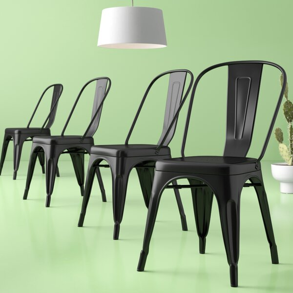 Chelsea Dining Chair (Set of 4) by Hashtag Home