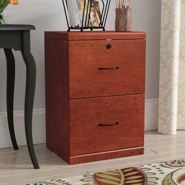 Berkhead 2 Drawer File Cabinet by Charlton Home