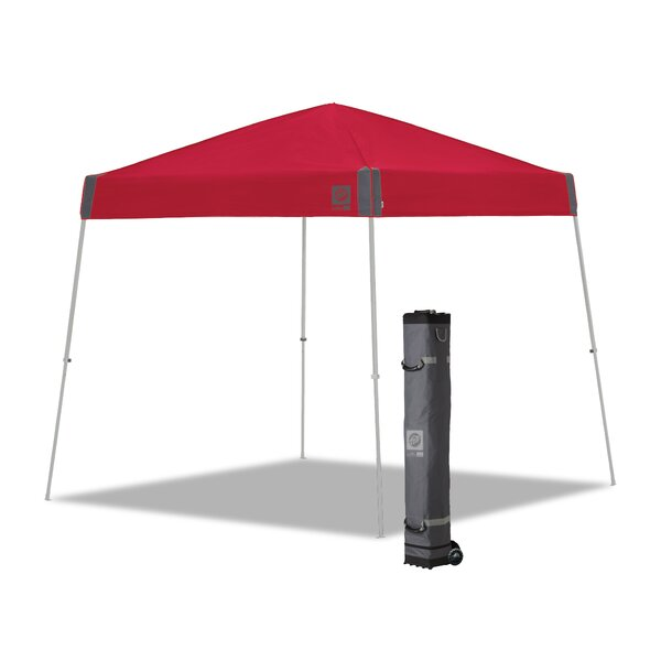 Sprint Instant Shelter 12 Ft. W x 12 Ft. D Steel Pop-Up Canopy by E-Z UP