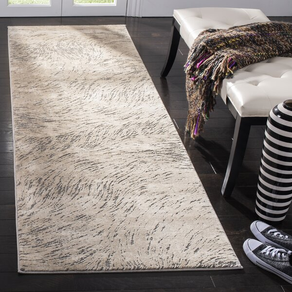 Wendi Ivory Area Rug by Williston Forge