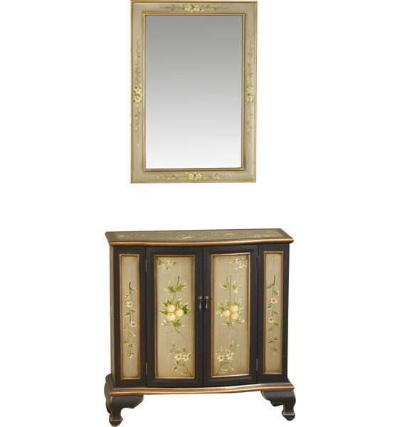 2 Door Accent Cabinet by AA Importing AA Importing
