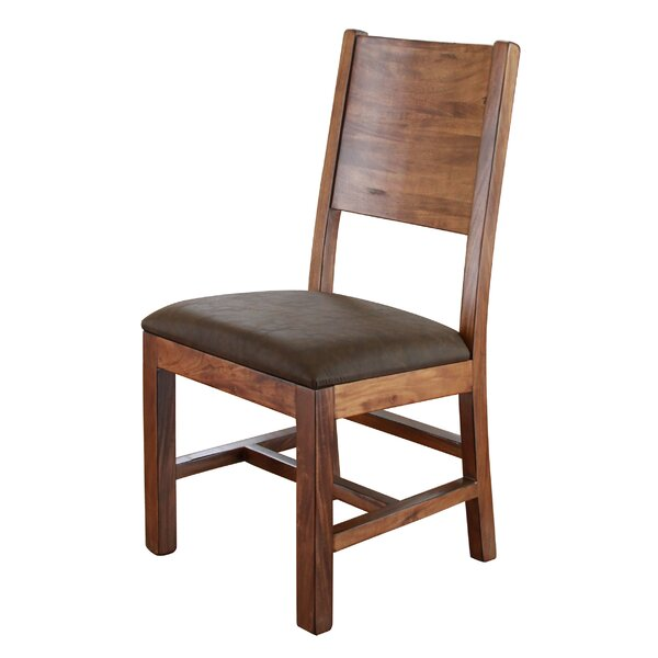 Strawbridge Solid Wood Dining Chair (Set of 2) by Millwood Pines