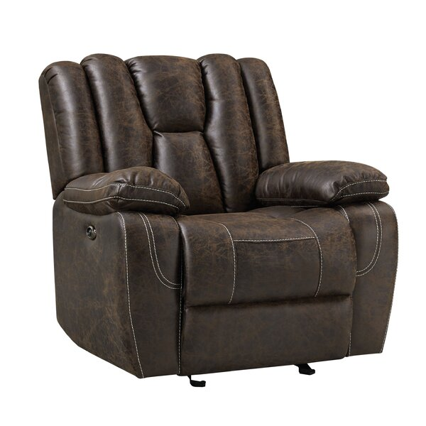 Appleton Power Glider Recliner [Red Barrel Studio]