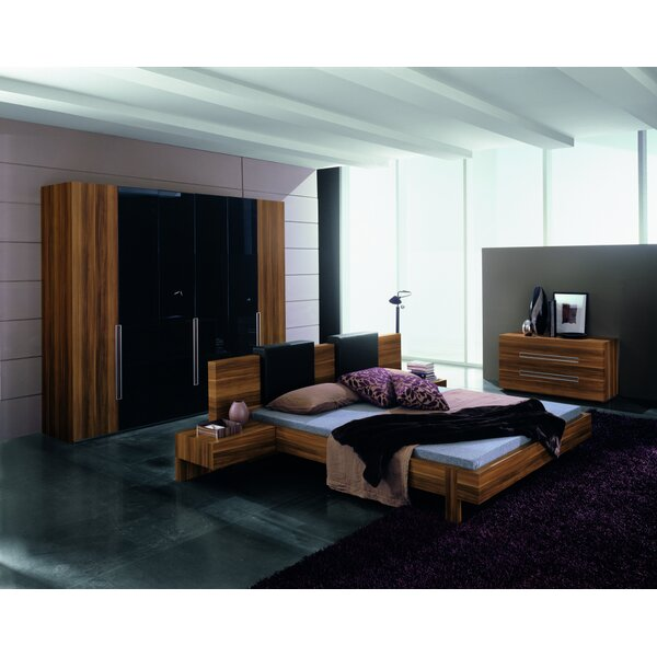 Gap Platform Configurable Bedroom Set by Rossetto USA