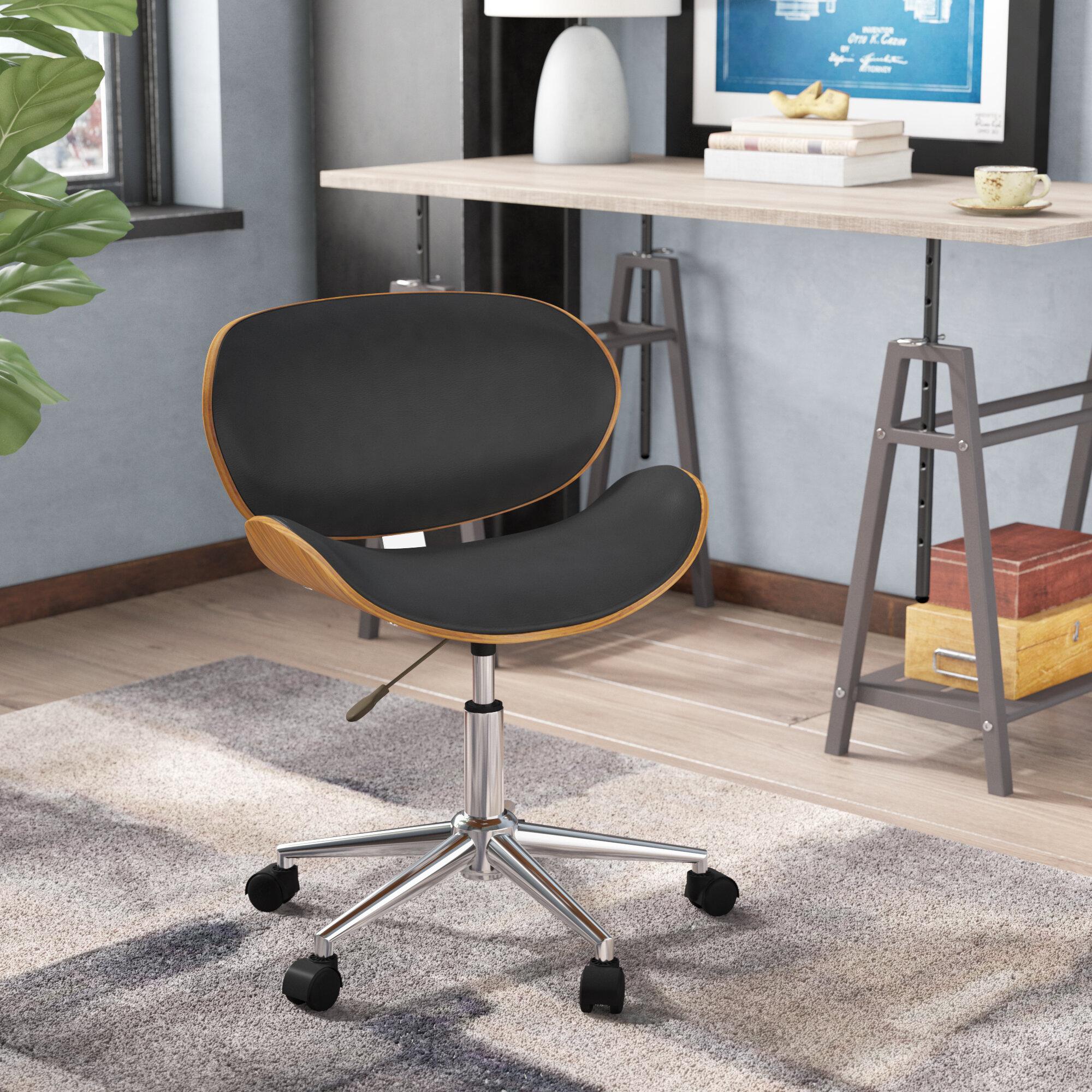 & Langley Street Olmstead Desk Chair u0026 Reviews | Wayfair