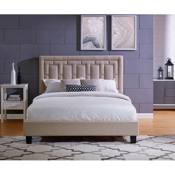 Lefferts Queen Upholstered Standard Bed by Mercer41