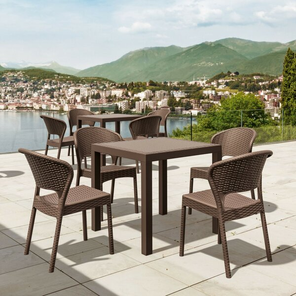 Ketterman 5 Piece Dining Set by Brayden Studio