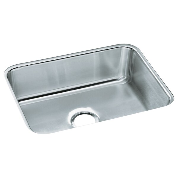 McAllister 23.38 L x 17.69 W Undermount Single Bowl Kitchen Sink by Sterling by Kohler