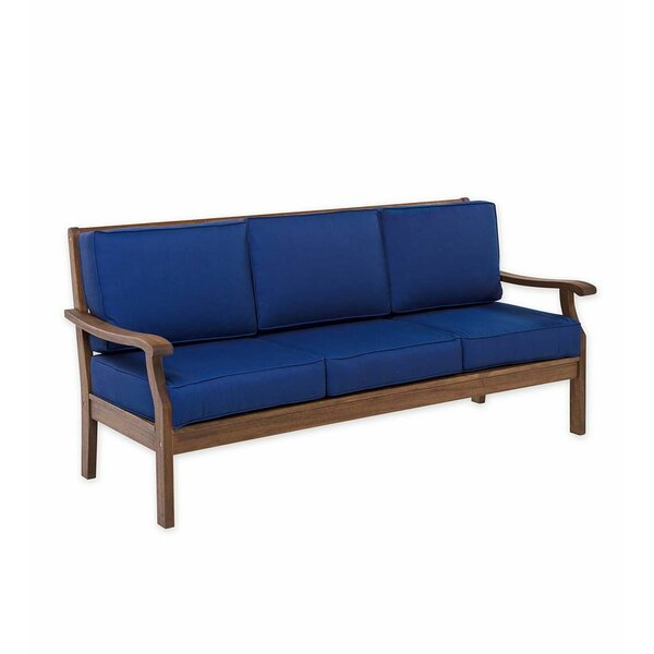 Claremont Sofa with Cushions by Plow & Hearth