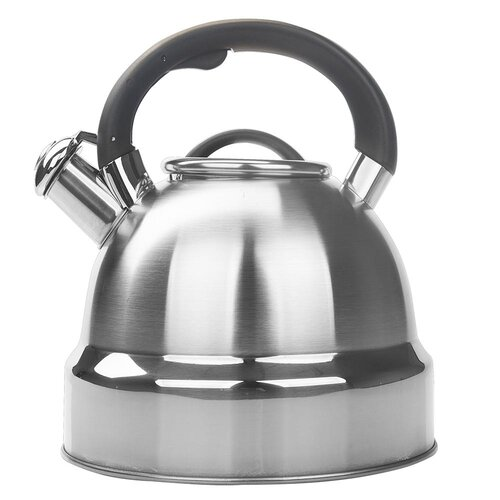 Massie 3.7L Stainless Steel Whistling Stovetop Kettle