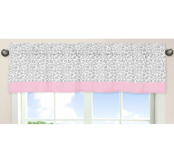 Kenya 54 Curtain Valance by Sweet Jojo Designs