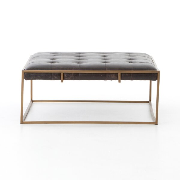 Scanlan Square Coffee Table by Union Rustic Union Rustic