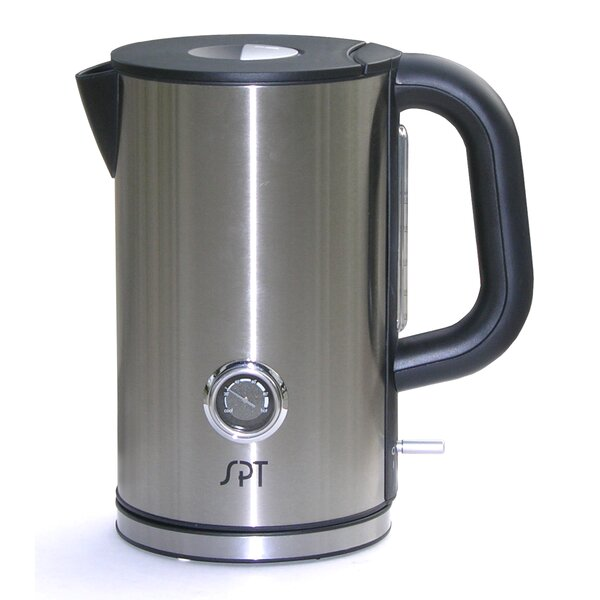 1.8-qt. Electric Tea Kettle by Sunpentown