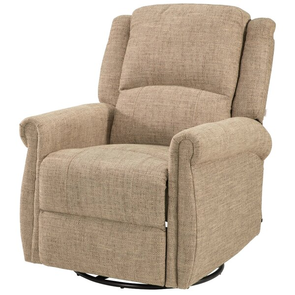 Turker Arm Manual Glider And Swivel Recliner By Ebern Designs