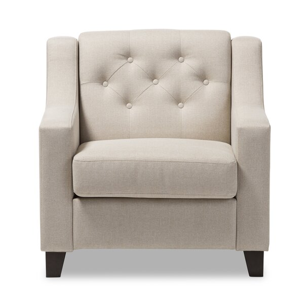 Reasor Armchair by Charlton Home