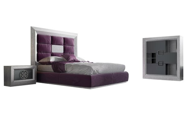 Kogut Panel 5 Piece Bedroom Set by Everly Quinn