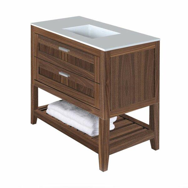Stile 36 Single Bathroom Vanity Base Only