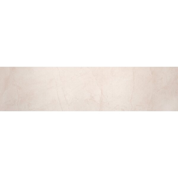 Citadel 6 x 35 Porcelain Field Tile/Stone Look Tile in Ivory by Emser Tile