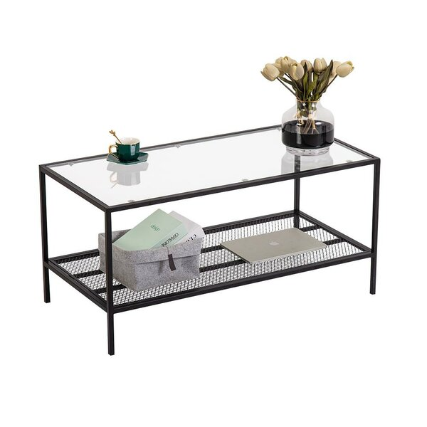 Nocona Coffee Table With Storage By Williston Forge