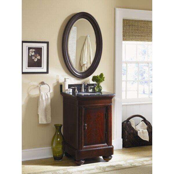 Sereno 24 Single Bathroom Vanity Set by World Menagerie