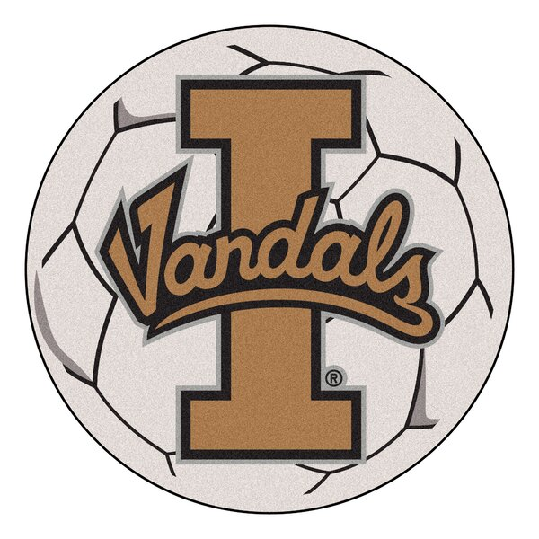 NCAA University of Idaho Soccer Ball by FANMATS