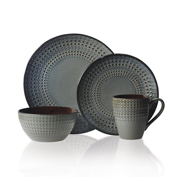 Bria 16 Piece Dinnerware Set by Pfaltzgraff