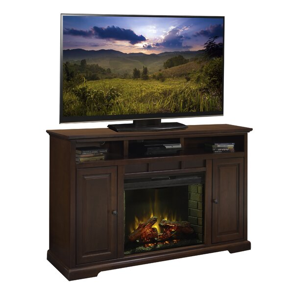 Legrand 64 TV Stand with Fireplace by Darby Home Co
