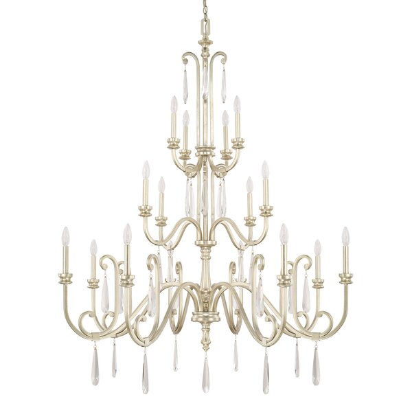 Balone 16-Light Chandelier by Astoria Grand