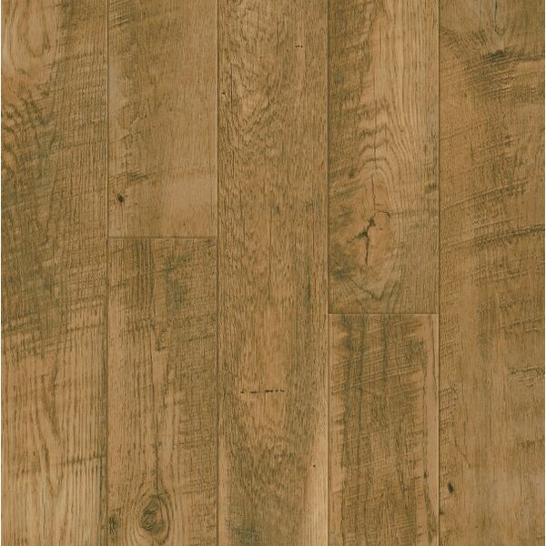 Architectural Remnants 5 x 48 x 12mm Oak Laminate Flooring in Oak Natural by Armstrong Flooring