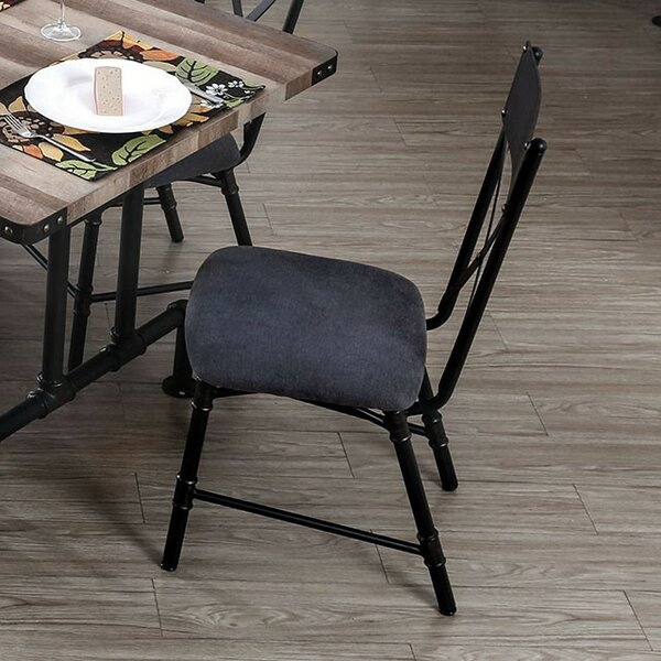 Hudnall Dining Chair (Set of 2) by Red Barrel Studio