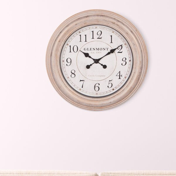 Oversized 24 Wall Clock by Nielsen Bainbridge