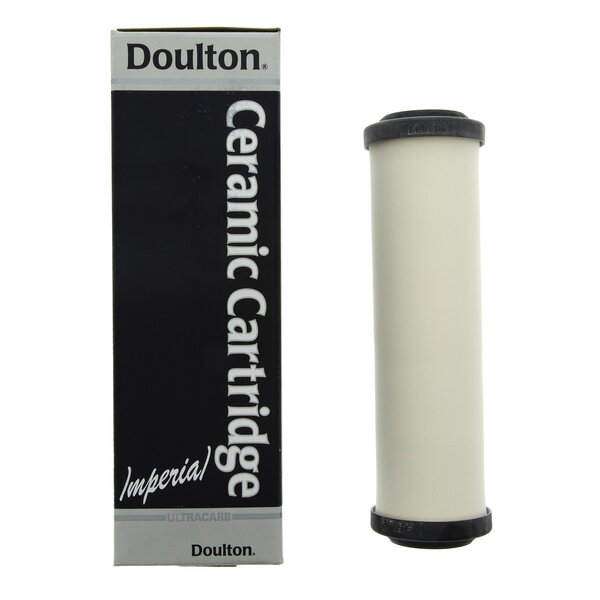 Replacement Ceramic HF OBE Filter by Doulton