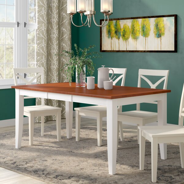 Fresh Bennet Extendable Dining Table By Alcott Hill 2019 Sale