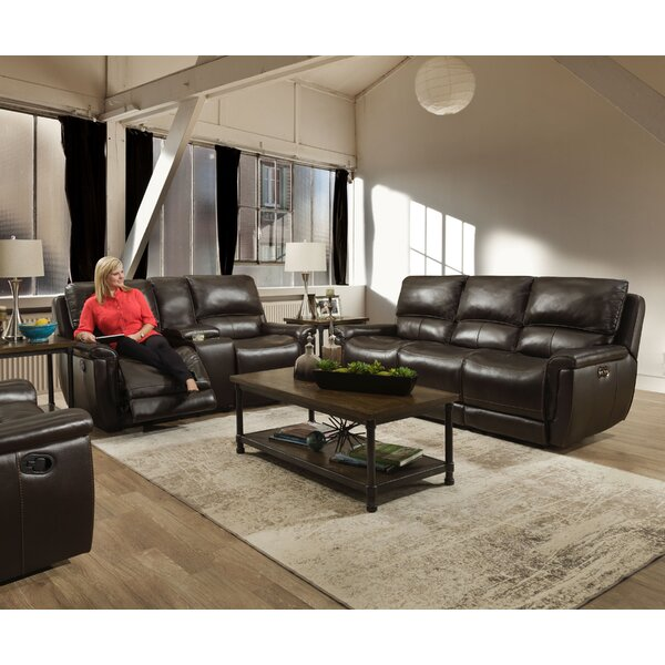 Palazzolo Reclining Configurable Living Room Set by Red Barrel Studio
