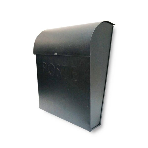 Euro Poste Wall Mounted Mailbox by NACH