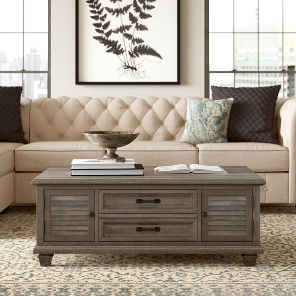 Altenburg Lift Top Coffee Table by Greyleigh