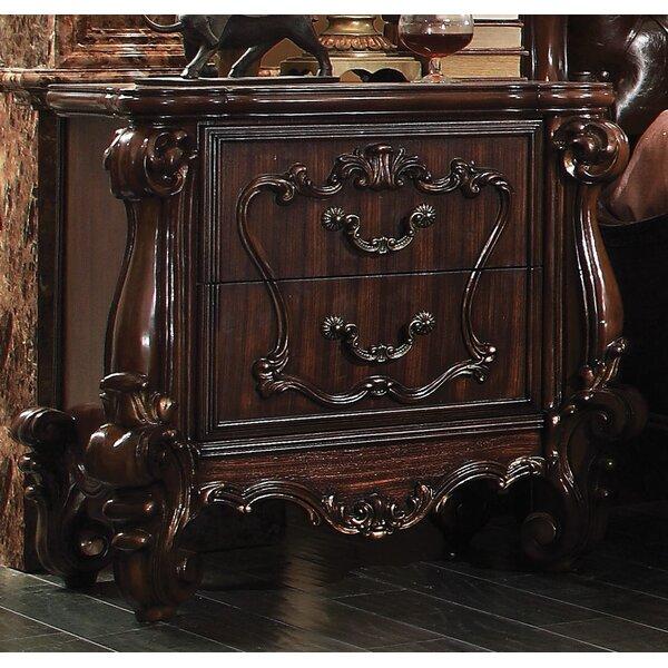 Maeve 2 Drawer Nightstand by Astoria Grand