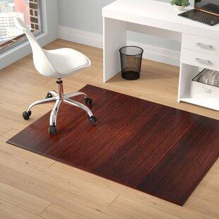 Bamboo Chair Mat Wayfair