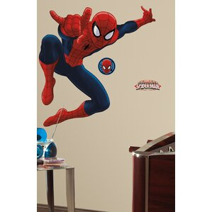 Ultimate Amazing Spider Man Wall Decal Part 46