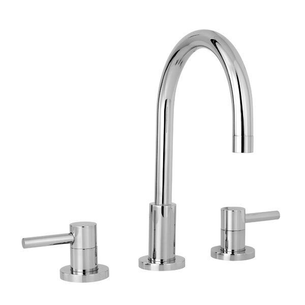 East Linear Lavatory Widespread Bathroom Faucet with Drain Assembly by Newport Brass Newport Brass