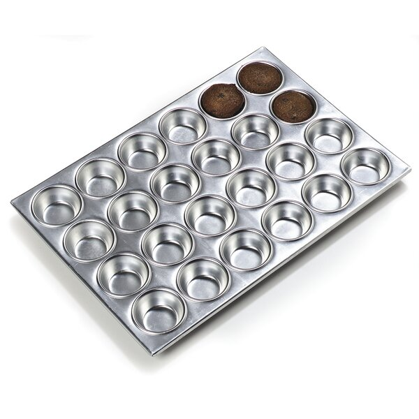 3 Oz. Muffin Pan (Set of 12) by Carlisle Food Service Products