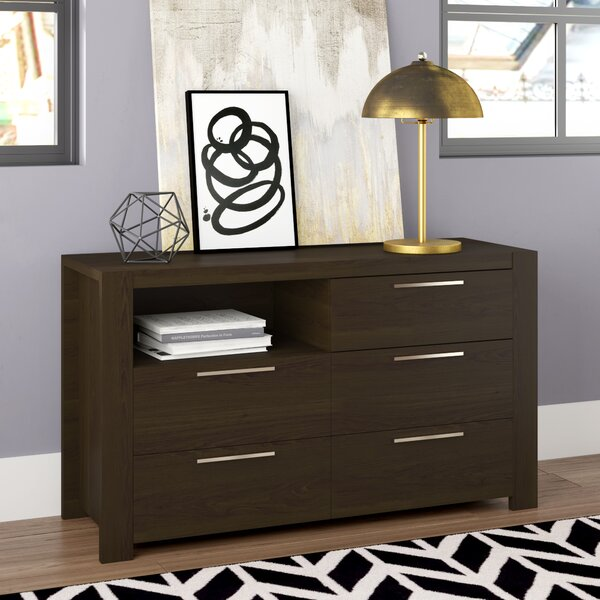 Sirena 5 Drawer Media Chest by Brayden Studio