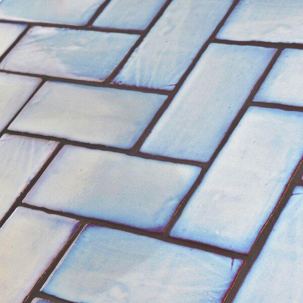 Antiqua 3 x 6 Ceramic Subway Tile in Special Via Lactea by EliteTile