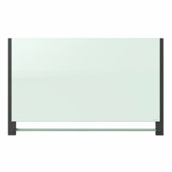 Evoque™ Magnetic Glass Board by Quartet®