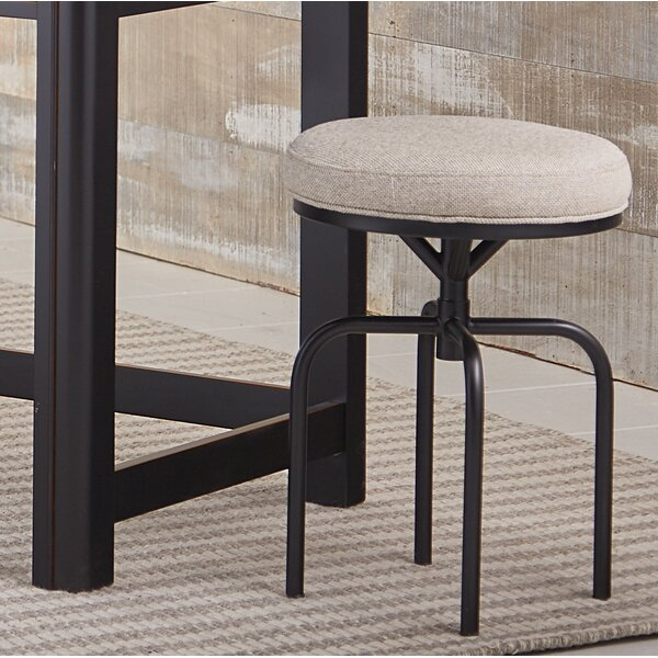 Miya Accent Stool by Harriet Bee