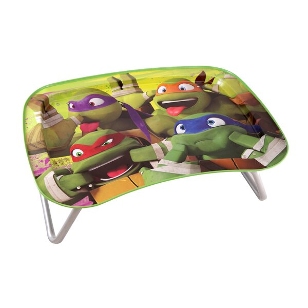 Teenage Mutant Ninja Turtles Kids Snack and Play Tray by Commonwealth